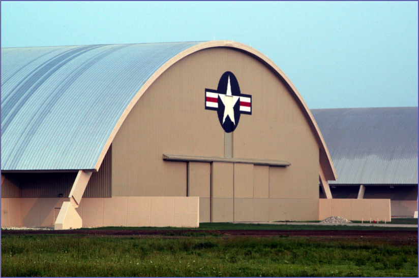 United States Air Force Museum Monarch Construction Co