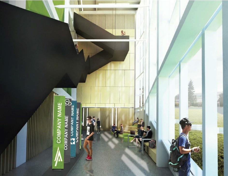 Uc 1819 Innovation Hub Monarch Construction Co